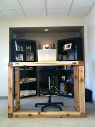 standing desk u0026 drafting table all in one barrett morgan