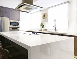 residential kitchen design decorating modern stainless rangehood with glass windows also