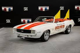 69 camaro pace car check out 27 of the most iconic and camaros on the planet