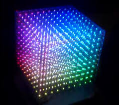 led cubes 10x10x10 rgb led cube written in assembly code part 1