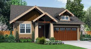 small single story house plans with garage home act