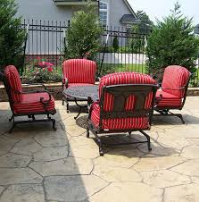 the patio custom outdoor furniture