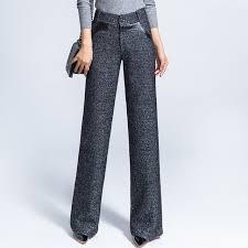 aliexpress com buy fashion women u0027s winter trousers ladies dress