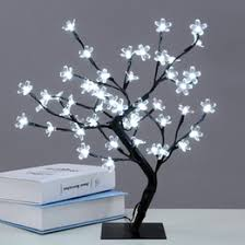 indoor cherry blossom light tree indoor led light cherry
