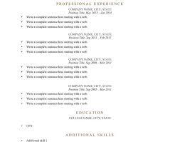resume resume samples awesome pre written resume elegant burnt