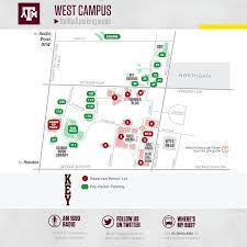 Nmsu Campus Map Texas A U0026m Football Gameday 12thman Com