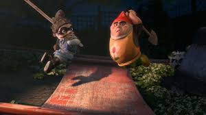 gnomeo juliet 3d blu ray review good film guide
