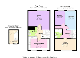 3 bed maisonette for sale in wood common hatfield al10 44192232