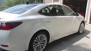 lexus es300h modified 2016 lexus es350 mod adding microusb cables to the dash from the