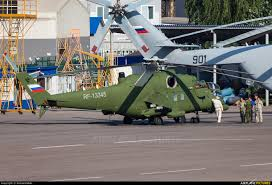 mil design bureau rf 13345 mil experimental design bureau mil mi 35 at airport