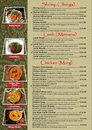 indian cuisine menu indian food menu bombay coast san diego