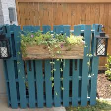 best 25 wood pallet fence ideas on pinterest outdoor fencing