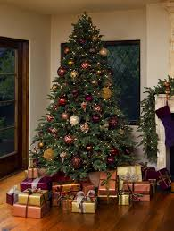 decorating enchanting balsam hill christmas trees with fireplace