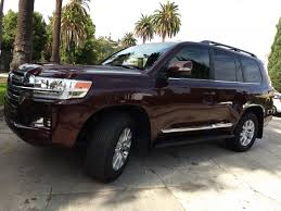Family Review 2017 Toyota Land Cruiser That U0027s It La