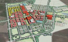 Tamu Parking Map Texas A U0026m University San Antonio Campus Master Plan Marmon Mok