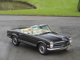 convertible mercedes black stock tom hartley jnr