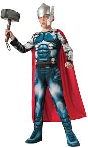 thor costume buy assemble deluxe kids thor costume