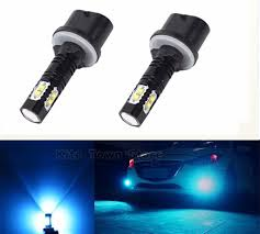 Led Light Bulbs For Travel Trailers by 2x 880 890 892 893 899 50w 8000k Ice Blue Cree Led Projector Fog