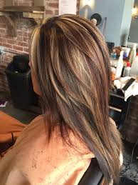 partial red highlights on dark brown hair best 25 caramel highlights ideas on pinterest highlights for