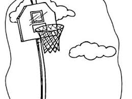 basketball coloring pages printable basketball coloring pages free