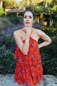 ask louise how to wear spanish style front roe by louise roe