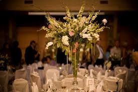 wedding reception centerpieces flowers decorating of party