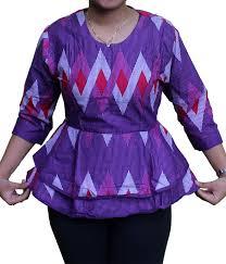 model baju atasan untuk orang gemuk 2015 model baju dan 35 galeri model baju batik wanita gemuk sedang yang trendi