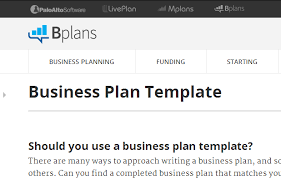 10 best free business plan templates and themes for startups the