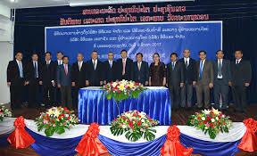 Etl Manager Comba Telecom Comba Telecom And Laos Government Hosts An