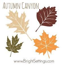 Autumn Color Schemes 5 Autumn Color Palettes The Bright Ideas Blog