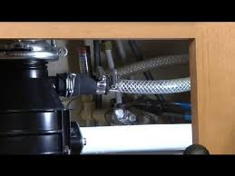 How To Disconnect Water Supply Lines In Kitchen Sinks  Kitchen - Kitchen sink water supply lines