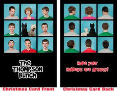 great ideas for funny christmas card non traditional cards for