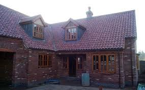 Dormer Cheek Construction Old Telephone Exchange Winthorpe By Fleetman Construction