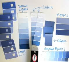 blue paint swatches the paint colours that increase the value of your home the