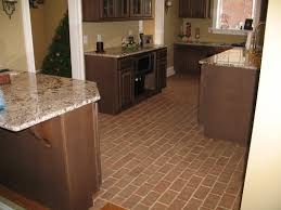 kitchen tile flooring ideas kitchen tile floor ideas with white cabinets stainless steel fry