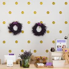 window decals dots promotion shop for promotional window decals funlife 6 sheets pack 72pcs glitter polka dots diy vinyl wall decals for girls room decors adhensive stickers pa019