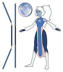 white opal gemsona steven universe gemsona szukaj w google steven universe