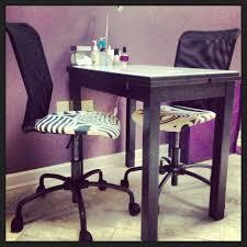 8 real manicure station set ups nails magazine nail stations