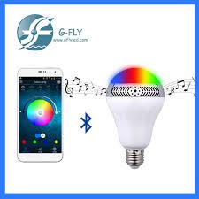 Led Light Bulb Speaker Gfly Bl 5w Bs Shenzhen G Fly Technology Co Ltd