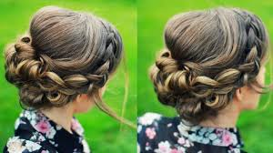 updos for hair wedding bridal updo updo hair tutorial braidsandstyles12