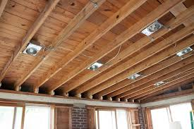 easy install recessed lighting best how to install can lights in a drop ceiling designs pertaining