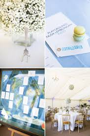 World Map Tablecloth by A Contemporary Outdoor Wedding At Sanctum On The Green With White
