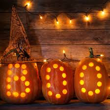 halloween lights lanterns luminaries for your spooky gathering