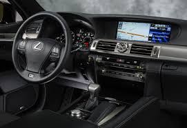 lexus sport car interior rapid review 2015 lexus ls 460 f sport car pro