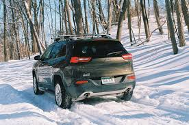 monster jeep cherokee 2014 jeep cherokee limited snow day