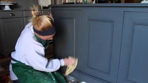 How To Paint New Kitchen Cabinets How To Distress Painted Furniture A Tutorial From Chic California