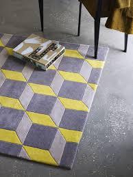 geometric 07 yellow rug apple rugs buy rugs online in the uk