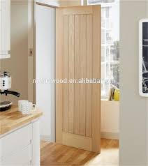wooden interior doors white primed solid wood doors modern