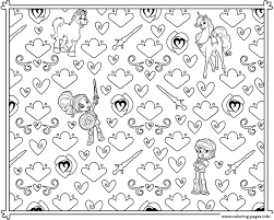 nella the princess knight coloring pages free download printable