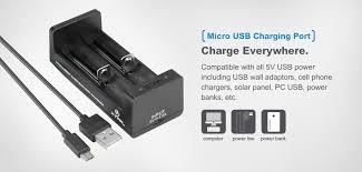 cara membuat powerbank menggunakan baterai abc xtar mc2 portable micro usb dual battery charger 2 slot for li ion
